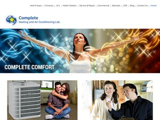 Lennox furnaces, heat pumps and air conditioners