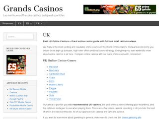 Online Casinos Grands