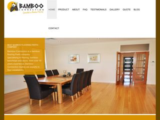 Bamboo Flooring Perth by Bamboo Connection