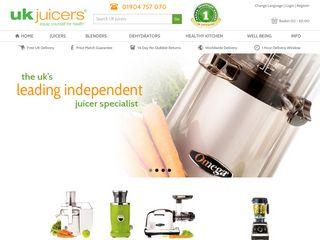 Juicers from UK Juicers