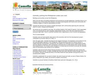 Camella Homes - Philippine Homes for Sale