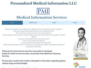 Personalized Medical Information LLC