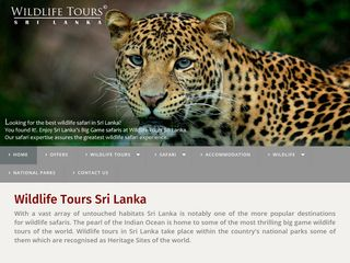 comprehensive wildlife tours in Sri Lanka | Wildlife Tours Sri Lanka