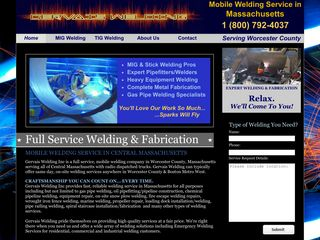 MASS Welding Fabrication