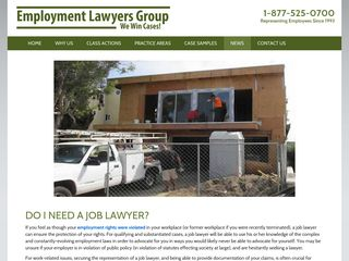 Job Lawyer