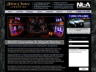 MASS Limousine and Airport Shuttle