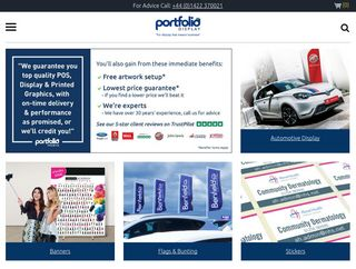 Portfolio Display Ltd