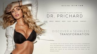 Phoenix Plastic Surgeon, Dr. Prichard