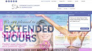 Piedmont Charlotte Plastic Surgery and Dermatology