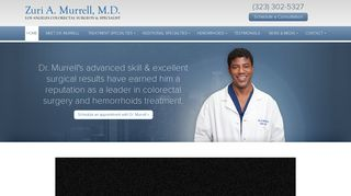 Colorectal Surgeon Los Angeles | Dr. Zuri Murrell