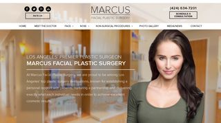 South Bay Plastic Surgery - Dr. Marcus