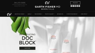 Plastic Surgeon Beverly Hills - Dr. Garth Fisher