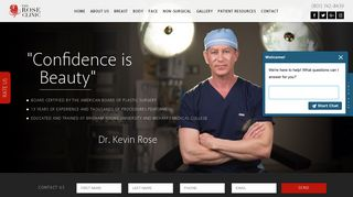 Plastic Surgeon in Utah - Dr. Kevin Rose