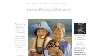 Custom Portrait Paintings by Rockwell Portraits