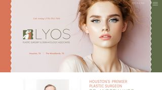 Plastic Surgeon Houston | Dr. Andrew Lyos