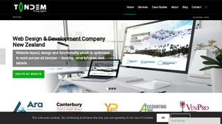 Tandem NZ - Website & Mobile Application Development Company In Christchurch, New Zealand