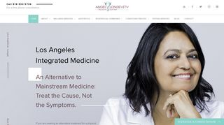 Angel Longevity - Integrative Medicine Los Angeles