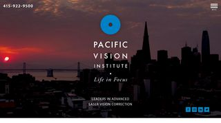 LASIK Surgery San Francisco | Pacific Vision Institute