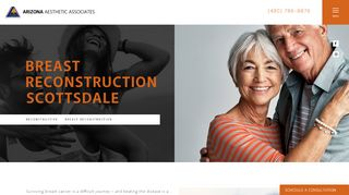 Breast Reconstruction Surgeon Phoenix: Arizona Aesthetic Associates