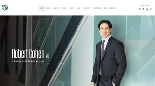 Plastic Surgery in Beverly Hills with Dr. Robert Cohen