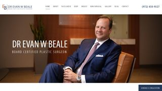 Plastic Surgery in Dallas with Dr. Evan Beale