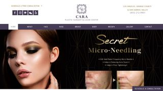 Asian Plastic Surgery in Los Angeles - Cara Plastic Surgery