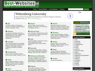 Best Websites SEO Directory
